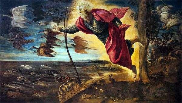 动物创作   Jacopo Tintoretto