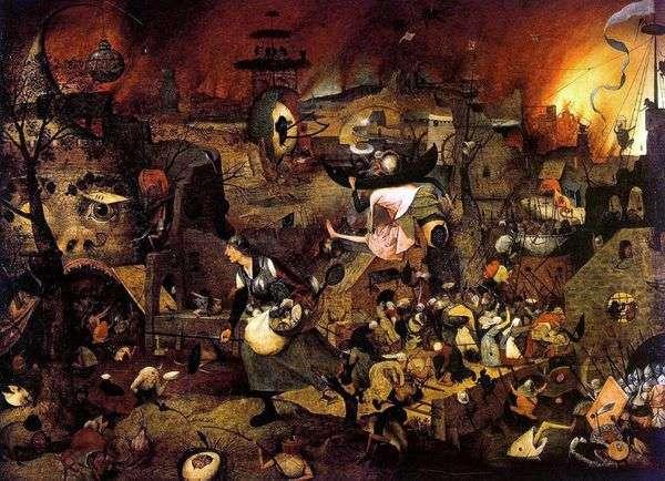 Mad Greta   Peter Bruegel
