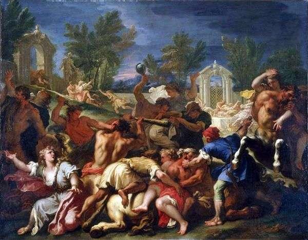 Lapion与半人马之战   塞巴斯蒂亚诺里奇