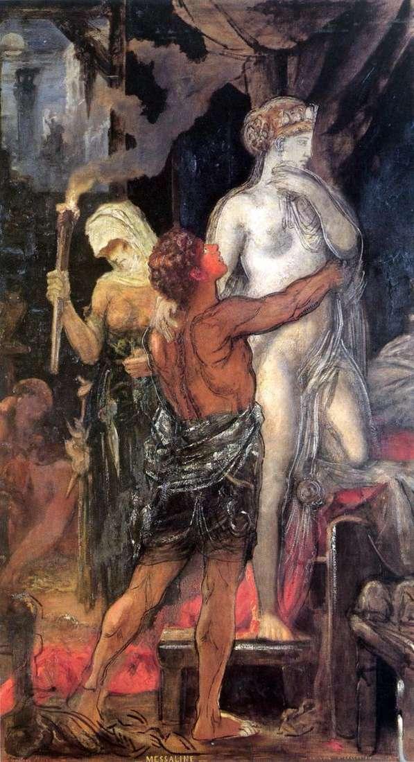 Messalina   Gustave Moreau