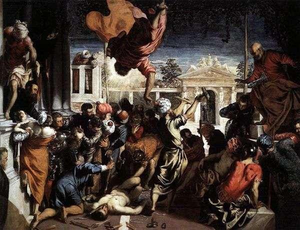 圣马克的奇迹   雅各布丁托列托