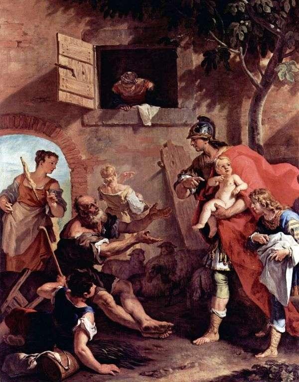 赛勒斯国王的童年   塞巴斯蒂安里奇