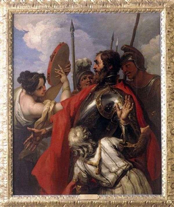 耶弗他和他的女儿   塞巴斯蒂亚诺里奇