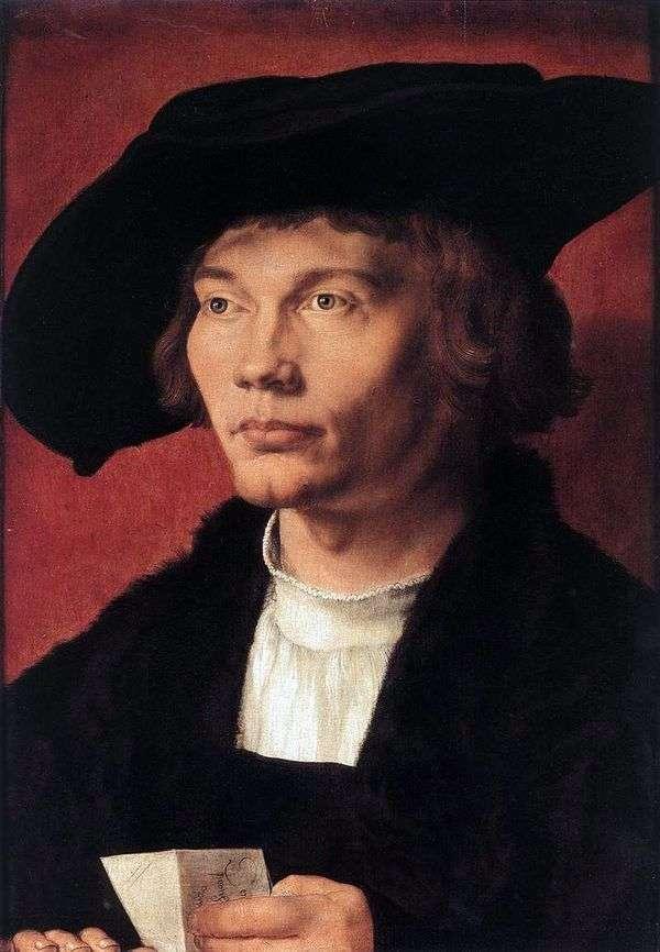 Burhart von Riesen的画像   Albrecht Durer