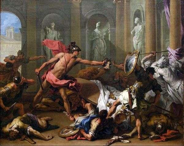珀尔修斯将菲尼亚斯变为石头   塞巴斯蒂亚诺里奇