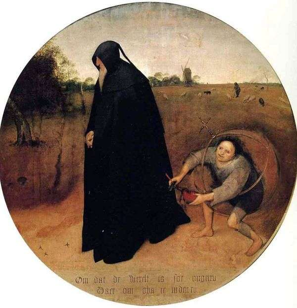 Misanthrope   Peter Bruegel