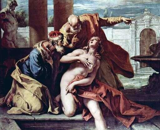 苏珊娜和长老   塞巴斯蒂亚诺里奇