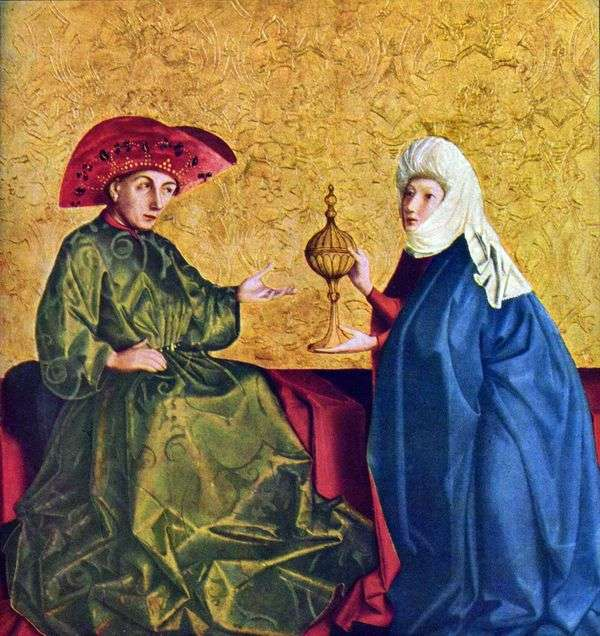 所罗门王和示巴女王   康拉德Vits