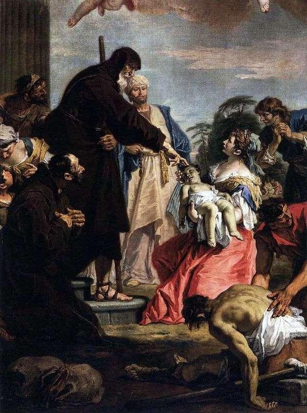 圣弗朗西斯的奇迹   塞巴斯蒂亚诺里奇