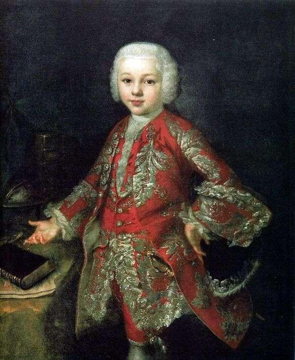瓦西里 达拉甘的肖像   伊万 维什尼亚科夫