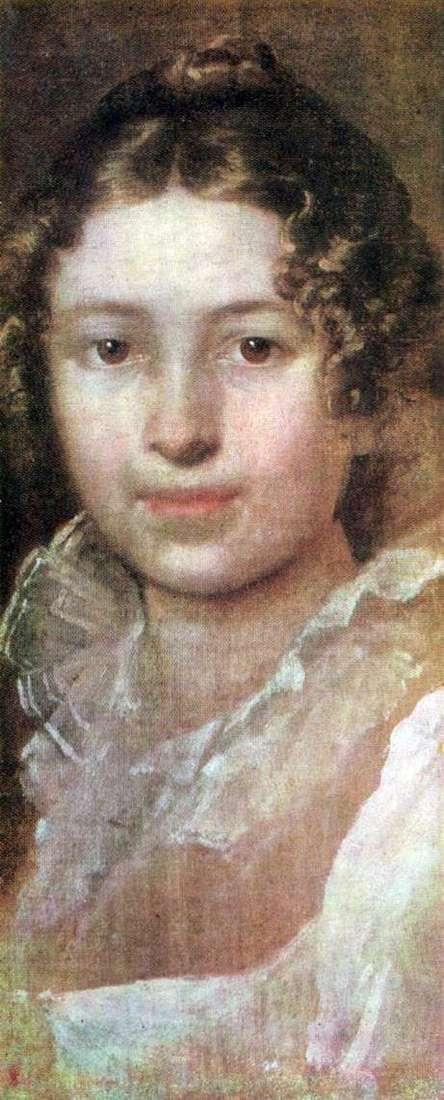 Natalya Morkova   Vasily Tropinin