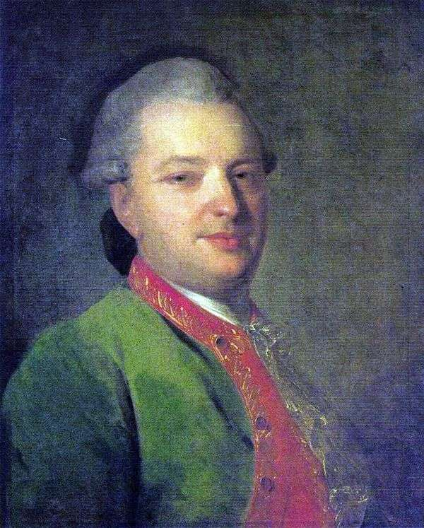 V. I. Maykov的画像   Fedor Rokotov