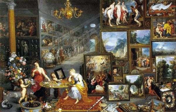 观点的寓言   Jan Bruegel