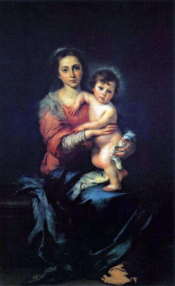 麦当娜和儿童   巴塞洛缪   埃斯特万穆里略