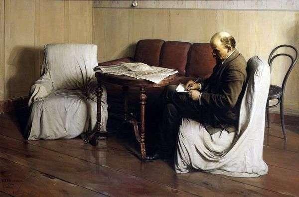 列宁在斯莫尔尼   艾萨克布罗德斯基