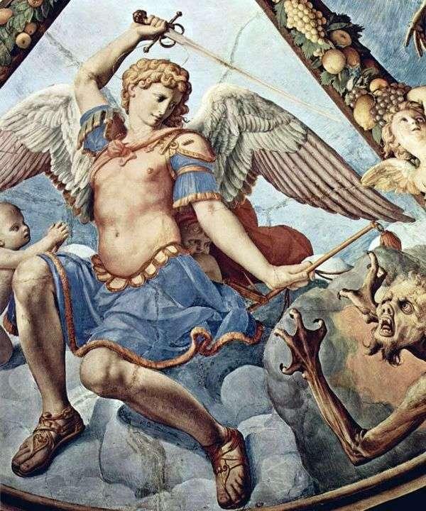 大天使迈克尔   阿格诺洛布朗齐诺