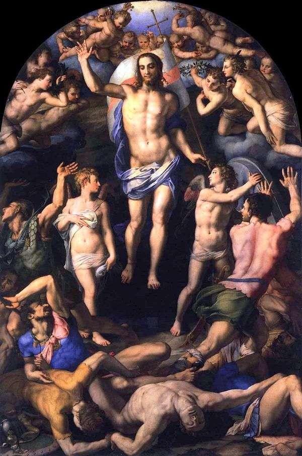 基督的复活   阿格诺洛 布朗齐诺
