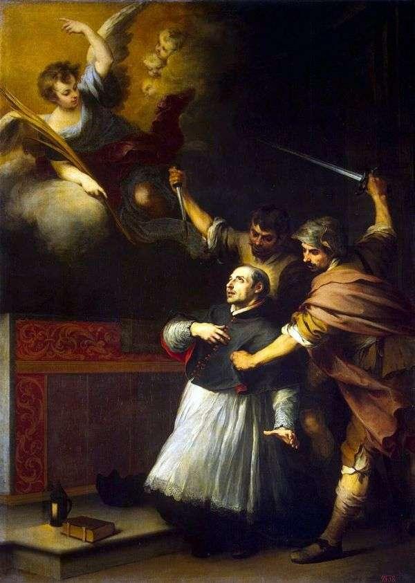 审判官Pedro de Arbuez之死   Bartolomeo Esteban Murillo